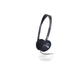 Cyber Acoustics ACM-70B headphones/headset Head-band Black