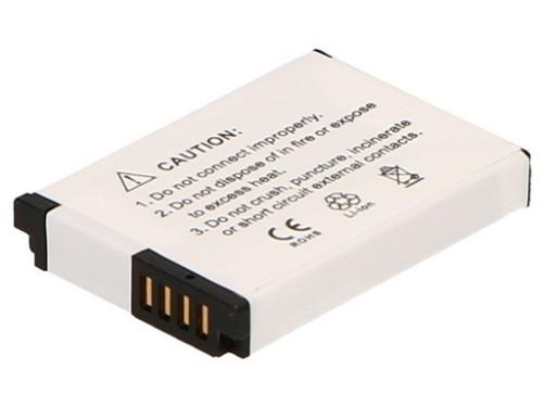 2-Power Digital Camera Battery 3.7V 1000mAh