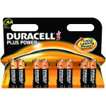 Duracell MN1500B8 household battery Single-use battery AA Alkaline