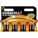 Duracell MN1500B8 non-rechargeable battery