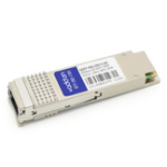 Add-On Computer Peripherals (ACP) QSFP-40G-SR4-S-AO network transceiver module Fiber optic 40000 Mbit/s QSFP+ 850 nm