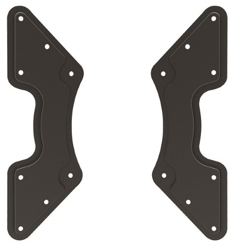 Newstar VESA Conversion Plate from VESA 200x200 to 400x200, 400x400 - Black