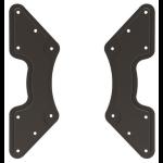 Newstar VESA Conversion Plate from VESA 200x200 to 400x200, 400x400 - Black