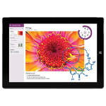 Microsoft Surface 3 128GB 4G Silver tablet