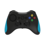 Emtec GEM Pad Wireless Gamepad Android Black,Blue