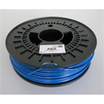 German RepRap 100350 (ABS 3-750 BLUE) 3D cartridge, 3mm 750 Gr