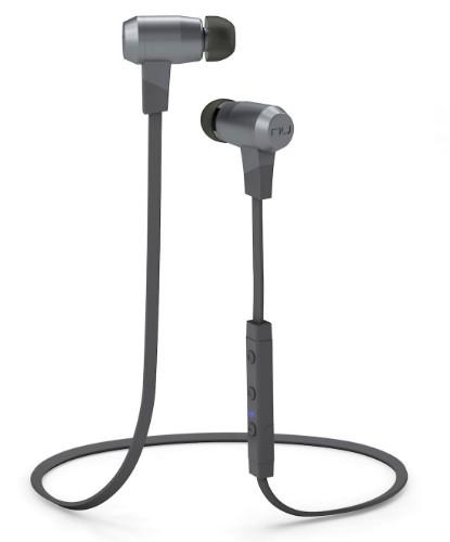Optoma BE6i In-ear Binaural Wireless Grey,Metallic mobile headset