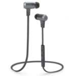 Optoma BE6i mobile headset Binaural In-ear Grey,Metallic