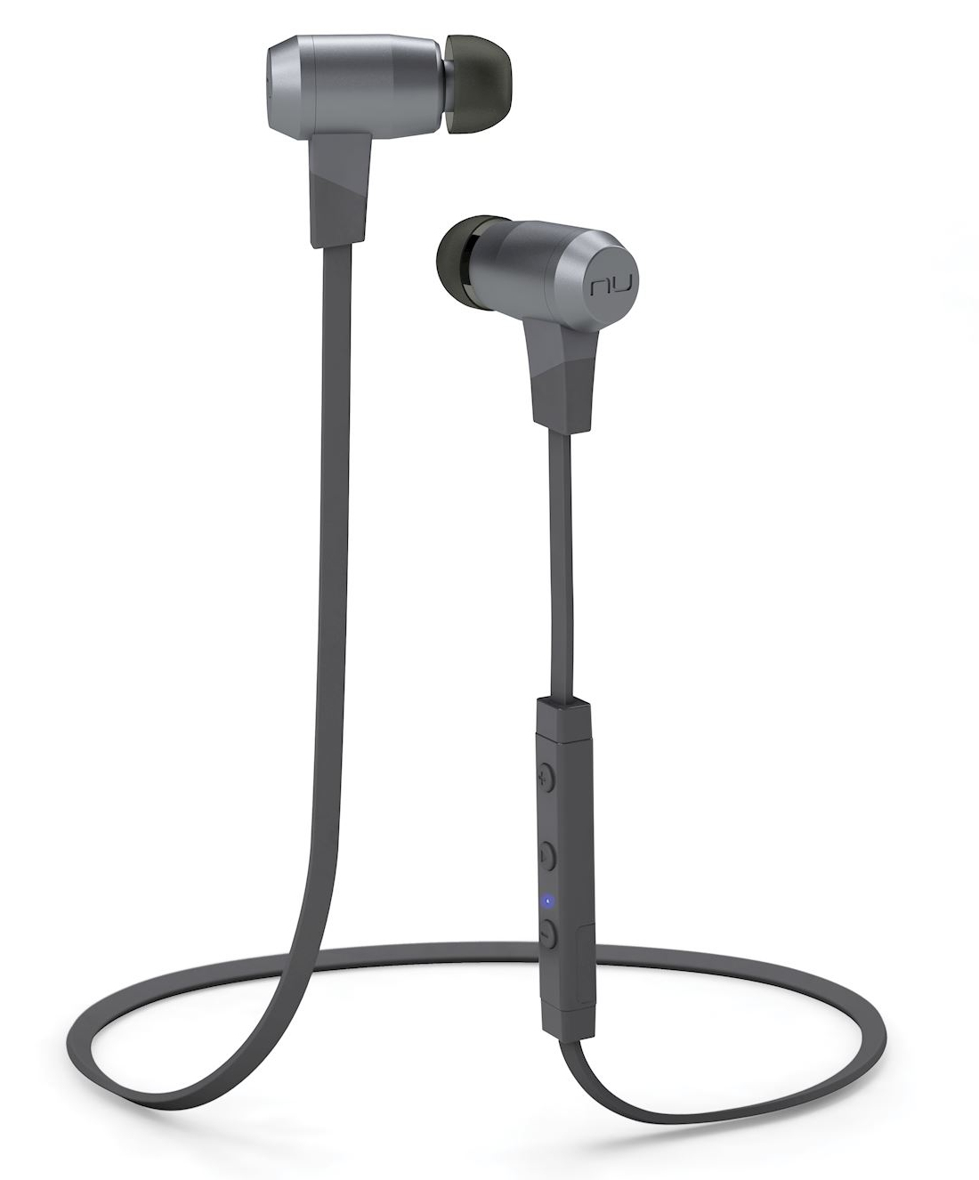 Optoma NuForce BE6I bluetooth earphones-Grey