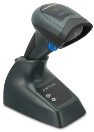 Datalogic QuickScan QBT2101 Lector de códigos de barras portátil 1D Negro