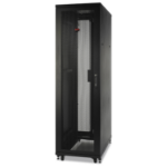APC NetShelter SV 42U Freestanding rack Black AR2500