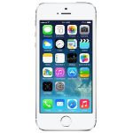 "Apple iPhone 5S 10.2 cm (4"") 16 GB Single SIM 4G Silver"