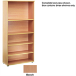 JEMINI FF JEMINI OPEN STORAGE SHELF BEECH