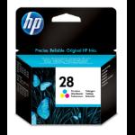 HP 28 Origineel Cyaan, Magenta, Geel 1 stuk(s)
