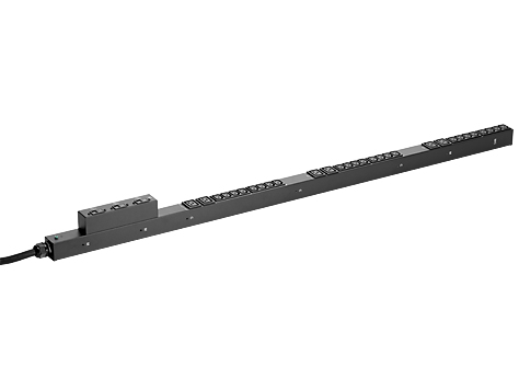 Hewlett Packard Enterprise H5M70A power distribution unit (PDU) Black 30 AC outlet(s)