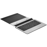HP 800577-031 mobile device keyboard QWERTY UK English Black, Silver