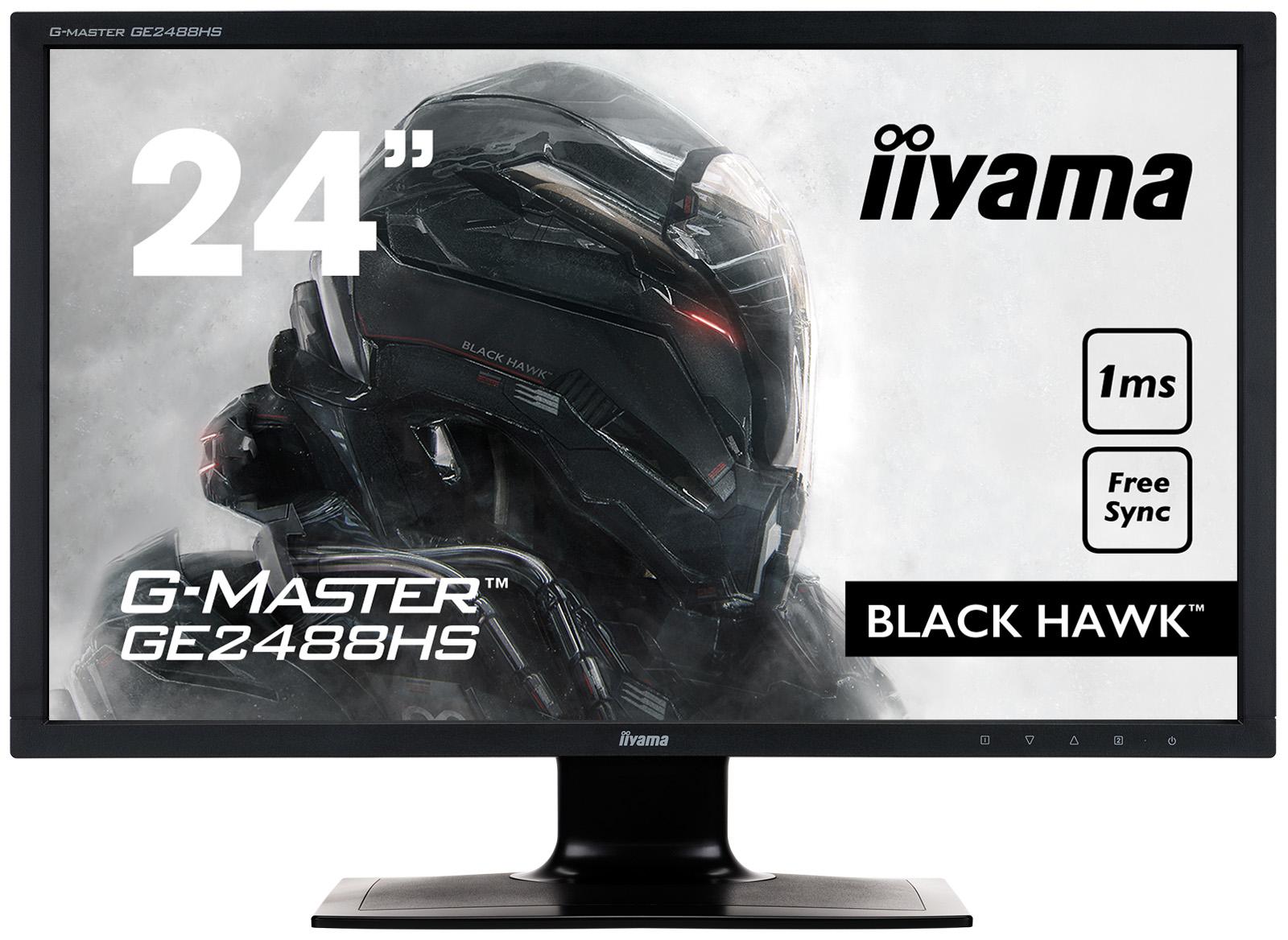 IIYAMA GE2488HS-B2 G-MASTER 24