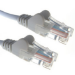 CONNEkT Gear 1.5m RJ45/RJ45 UTP CAT5e networking cable U/UTP (UTP) Grey