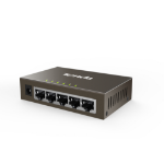 Tenda TEG1005D network switch Gigabit Ethernet (10/100/1000) Grey