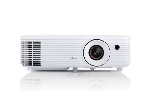 Optoma HD27 data projector 3200 ANSI lumens DLP 1080p (1920x1080) 3D Smart projector White