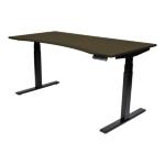 Tripp Lite WWTOP60-ESC MDF Black computer desk top