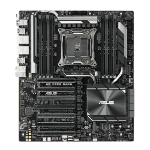 ASUS WS X299 SAGE server/workstation motherboard LGA 2066 (Socket R4) SSI CEB Intel® X299