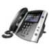 Polycom VVX 600 IP phone Black Wired handset LCD 16 lines