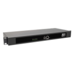 Tripp Lite 16-Port Serial Console Server, USB Ports (2) - Dual GbE NIC, 4 Gb Flash, Desktop/1U Rack, CE