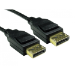 Cables Direct CDLDP8K-03MK DisplayPort cable 3 m Black