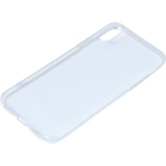 Sandberg Cover iPhone X/XS soft Clear mobile phone case