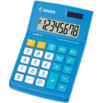 CANON LS88VIIB CALCULATOR 8-DIGIT DESKTOP BLUE