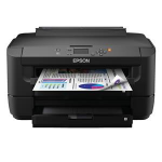 Epson WorkForce WF-7110DTW A3 Colour Inkjet Wireless Printer 5.6cm Mono LCD