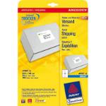 Avery J8169-25 addressing label White