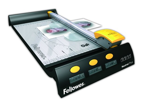 Fellowes Neutron Plus A4 Paper Trimmer
