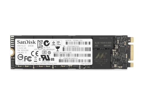 HP 256 GB TLC PCIe 3x4 NVMe M.2 Solid State Drive