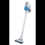 Zanussi ZHS-32802-BL stick vacuum/electric broom Bagless 1 L Blue, White