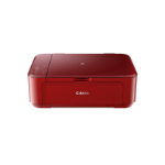 Canon PIXMA MG3650 4800 x 1200DPI Inkjet A4 Wi-Fi Red multifunctional