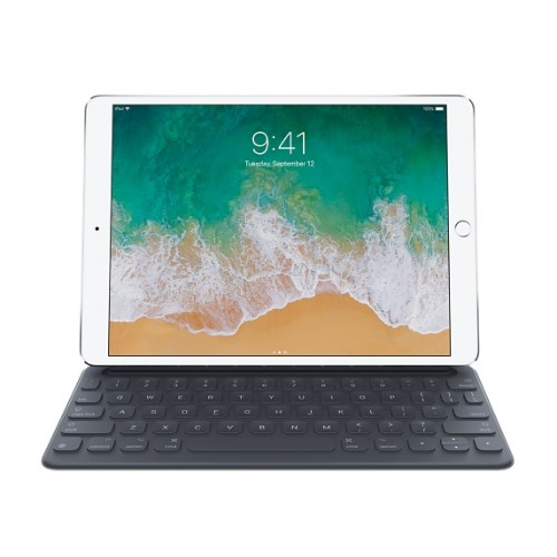 "Apple Smart Keyboard 10.5"" Smart Connector Danish Black mobile device keyboard"