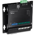 Trendnet TI-PG62F network switch Gigabit Ethernet (10/100/1000) Black Power over Ethernet (PoE)