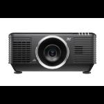 Vivitek DU7098Z data projector 7000 ANSI lumens DLP WUXGA (1920x1200) 3D Ceiling / Floor mounted projector Black