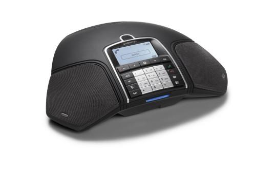 Konftel 300Wx speakerphone Telephone Black USB 2.0
