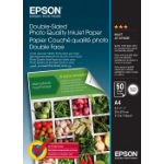 Epson Double-Sided Photo Quality Inkjet Paper - A4 - 50 Sheets printing paper