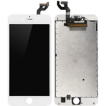 MicroSpareparts Mobile MOBX-IPO6SP-LCD-W Display White 1pc(s)