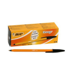 BIC Orange Fine Black Stick ballpoint pen 20 pc(s)