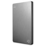 Seagate Backup Plus Slim Portable 500GB externe harde schijf Zilver