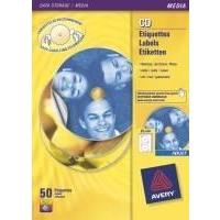 Inkjet Label Cd/ DVD 117mm