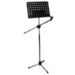 Pyle PMSM9 microphone Black Tripod