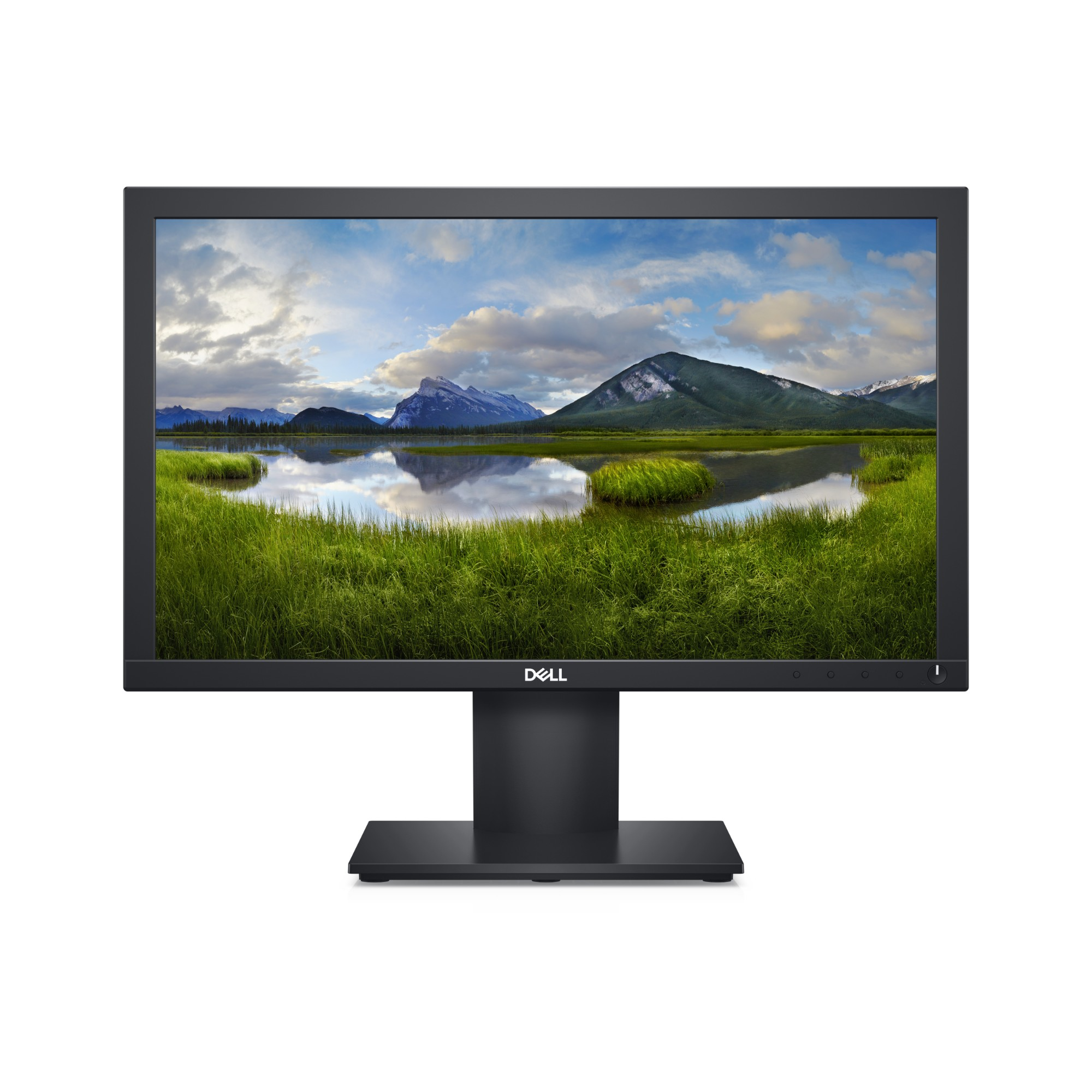 """DELL E Series E1920H 48.3 cm (19"""") 1366 x 768 pixels HD LCD Black"""