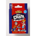 TEXTA CHALK TEXTA WHITE PK12(EACH)