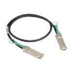 """Black Box QSFP-H40G-CU3M-BB InfiniBand cable 118.1"""" (3 m) QSFP+"""